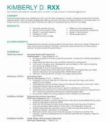 Accounts Receivable Specialist Resume Sample LiveCareer Enchanting Accounts Receivable Resume