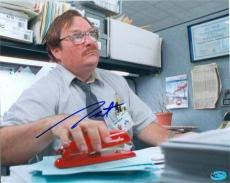 office space memorabilia. Stephen Root Autographed 8x10 Photo (Office Space Milton Waddams) Image #SC2 Red Stapler Office Memorabilia