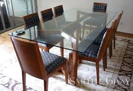 groovy glass top for dining table custom 5 dining room table bases glass top dining room dining table bases