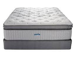 v9 Pillowtop Mattress Double sided Verlo Mattress
