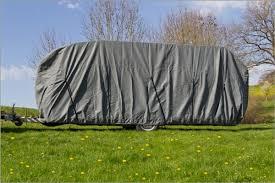 Wohnwagen Wohnmobil Abdeckung Grau 580 M Bei Arizondo Kaufen