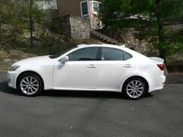 lexus is 250 2007 white. Contemporary White 2007 Lexus IS250 Sedan 4Door 25L AWD  Pearl WhiteCashmere Intended Is 250 White