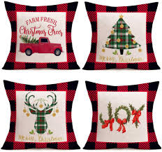 A wide range of beautiful colouring pages for toddlers, preschoolers and children of all ages. Amazon Com Fukeen Christmas Decorations Pillow Cover Farm Red Truck With Xmas Tree Bells Deer Antlers Throw Pillow Covers Cotton Linen 18 X 18 Joy Home Decor Pillow Cases Noel Gifts Buffalo Plaids