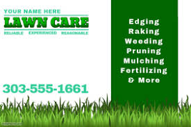 lawn care templates customize 240 lawn service flyer templates postermywall