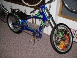 schwinn occ chopper stingray bicycle bike tire tube front 24 new