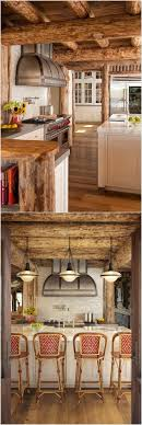 House And Garden Kitchens 17 Best Ideas About Log House Kitchen On Pinterest Log Houses