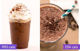 how to make a healthier dunkin donuts frozen mocha coffee coolatta