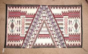 blue navajo rugs. Plain Navajo Authentic Native American Navajo Hand Woven Rug In Blue Rugs C