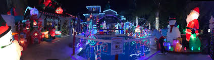 Christmas Light Displays Daytona Beach 5 Of Floridas Best Christmas Light Displays