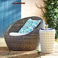 fanciful outdoor nest chair all weather wicker formentera egg world market canada au hanging bird furniture