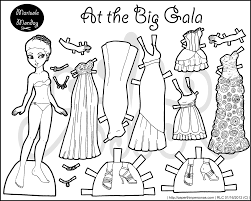 Small Picture 41 best Crafts Paper Dolls images on Pinterest Paper Paper