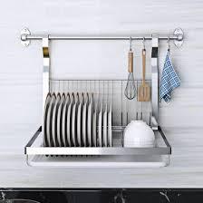 shelves foldable stainless steel