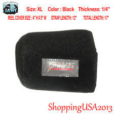 Black Fishing Reel Reel Covers Equipment For Daiwa For Sale