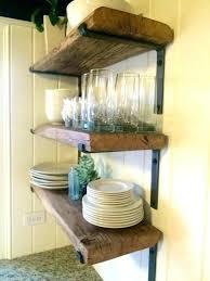 diy kitchen shelves kitchen shelving ideas kitchen shelves pretentious design reclaimed wood kitchen shelves innovative ideas