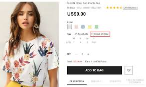 How To Choose Your Size Shein Usa