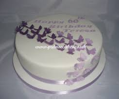 11 Womens 60th Birthday Cakes Photo 60th Birthday Cake Ideas For