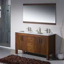 bathroom double sink cabinets. Quick View This Product Vanity Parsons 60 Double With Quartz Stone Bathroom Sink Cabinets