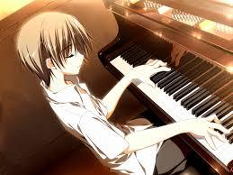 anime music wallpaper piano. Interesting Piano Music Anime Wallpaper Guy Play Piano To Anime Music Wallpaper Piano R