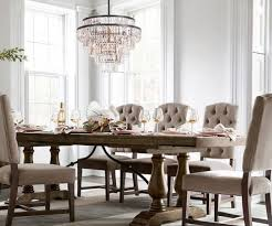 gemma crystal tiered chandelier pottery barn