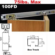 100fd bi fold door hardware