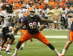 Chandler Jones Football Syracuse University Athletics