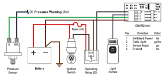 vdo fuel gauge wiring diagram vdo oil pressure gauge wiring refrigeration oil pressure switch wiring diagram at Oil Wiring Diagram
