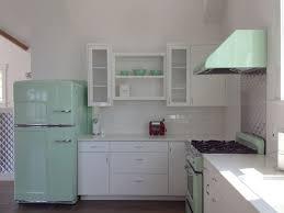 Antique Looking Kitchen Appliances Kitchen Appliances White Retro Style Kitchen Design Mixed With