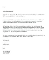 Sample Employee Reference Letter Format Sample Of Reference Letter