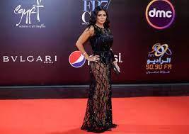 في أول ظهور بعد أزمة الفستان.. رانيا يوسف للمصريين: سامحوني - CNN Arabic