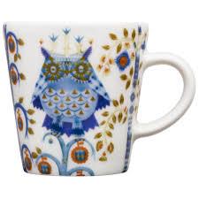 <b>Чашка кофейная Taika для</b> эспрессо, белая оптом под логотип