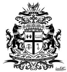 Design A Family Crest Custom Coat Of Arms Family Crest Or Heraldry Logo Vector