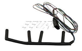 038971220c genuine vw diesel glow plug wiring harness fast diesel glow plug wiring harness 038971220c main image