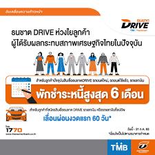 มาตรการพักชำระหนี้รถยนต์ ค่าผ่อนรถ จากธนาคาร-ไฟแนนซ์ ช่วง COVID-19