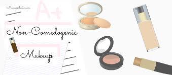 won t clog your pores non edogenic makeup