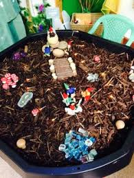 Small Picture Role play fairy garden EYFS Pinterest Role play EYFS and School