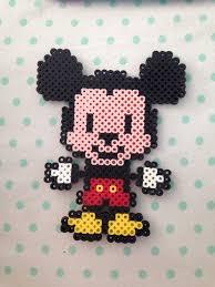 Perler Beads Mickey Mouse Designs Perler Bead Mickey Mouse Crafty Amino