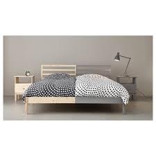 Tarva Bed Frame Queen Ikea Reviews Hemnes 0485201 Ph1001