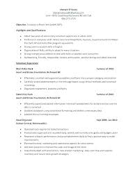 Clerical Resume Template Delectable Clerical Resume Samples Clerical Resume Template Inroads Resume