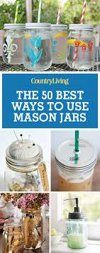 How To Use Mason Jars For Decorating Mason Jar Lid Crafts MFORUM 71