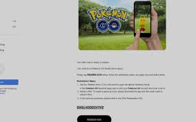 Pokemon GO Summer of Galaxy clothing unlock code steps revealed - SlashGear