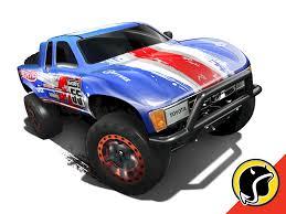 Toyota Off-Road Truck - Shop Hot Wheels Cars, Trucks & Race Tracks ...