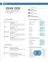 Free Resume Templates For Pages Cv One Page Pages Resume Templates