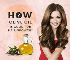 your hair grow faster with olive oil