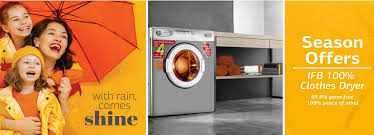 Clothes Dryer: Buy IFB Clothes Dryer Online