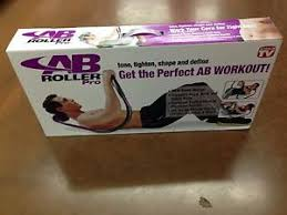 get ations new as seen on tv ab roller pro perfect ab workout