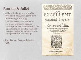 romeo and juliet essay topics shakespeare online romeo juliet essay questions