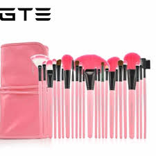 24 makeup brushes and their uses. gte 24-pc professional make-up brush set (pink) makeup | lazada malaysia 24 brushes and their uses m