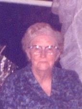 Laura Myrtle Ray (Persinger) (1888 - 1974) - Genealogy