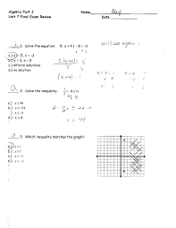 graphing equations worksheet math best solutions of algebra 2 review worksheets choice image worksheet math for