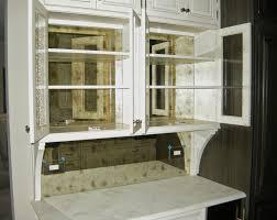 antiqued mirrors kitchen cabinet doors backsplash mirror antique